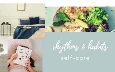 gentle self-care weekly reminders
